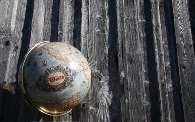globus shooting in der natur