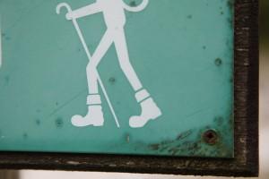 silke tauchert/fotofee-st.de/wanderer