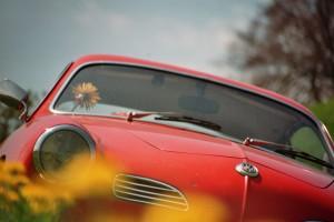 silke tauchert/fotofee-st.de/Karmann Ghia